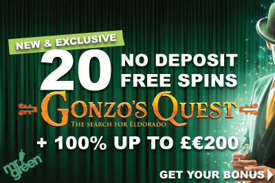 mr gree casino free spins exclusive - Best Casino Promotions